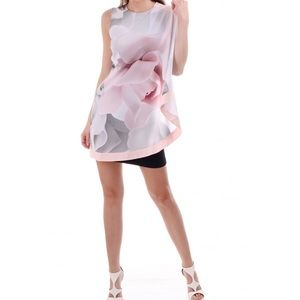 NEW WITH TAG TED BAKER LIZEEY DRESS - SIZE 8